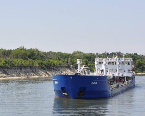 Арест российского танкера в Измаиле: Москва ставит Украине ультиматум
