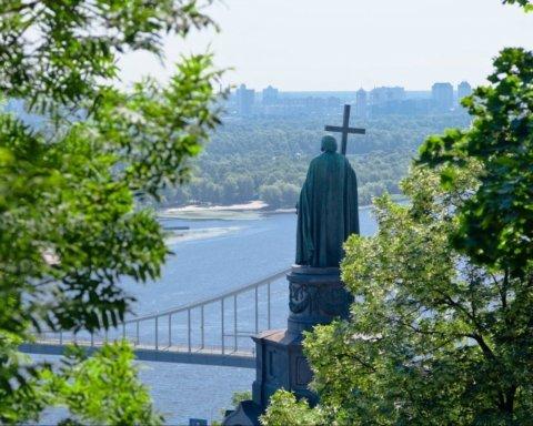 1031 год со Дня Крещения Руси: программа мероприятия