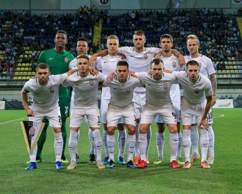 Зоря посилилася чотирма футболіста: боснієць, німець, бразилець і українець
