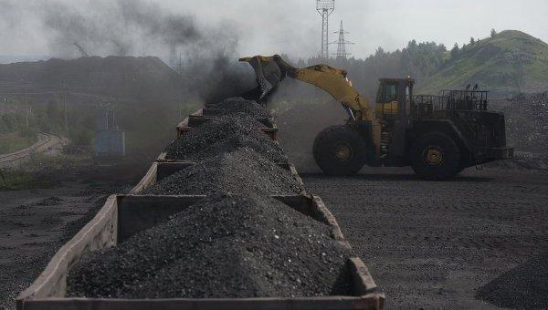 Украинский угольный госсектор продолжает стагнировать
