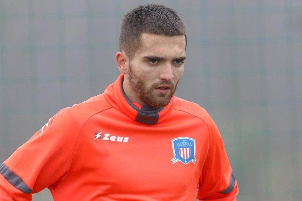 Карпаты усилились футболистом по фамилии Козак