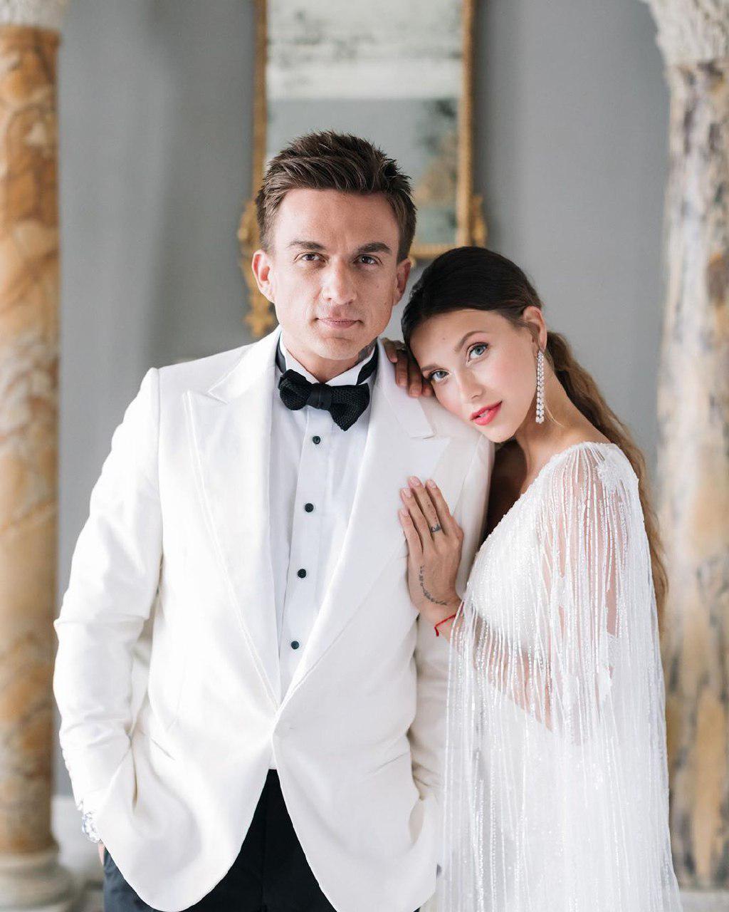 Тодоренко показала свадебное платье, в котором выходила замуж