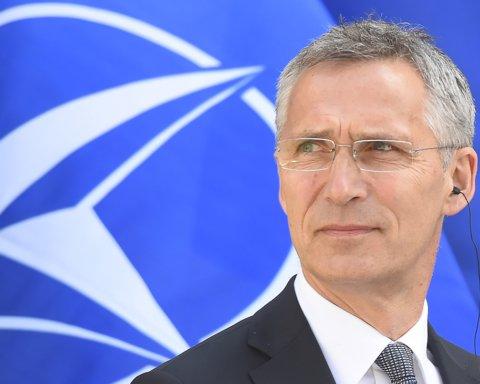 Столтенберг оцінив перспективи членства України в НАТО: ще не час