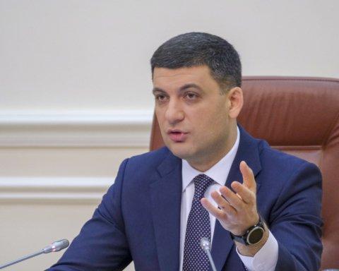 Гройсман розповів, чому не пішов на вибори разом з Порошенко