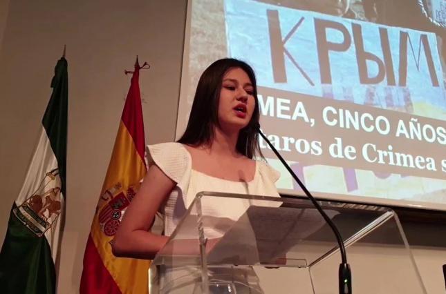 Наша гордість: українська школярка з Криму влаштувала фурор в Іспанії
