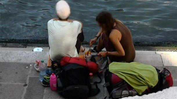 Стакан растворимого кофе в Венеции стоил туристам из Германии почти тысячу евро
