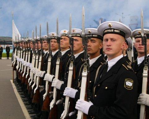 В России из-за пожара утонули 14 моряков-подводников