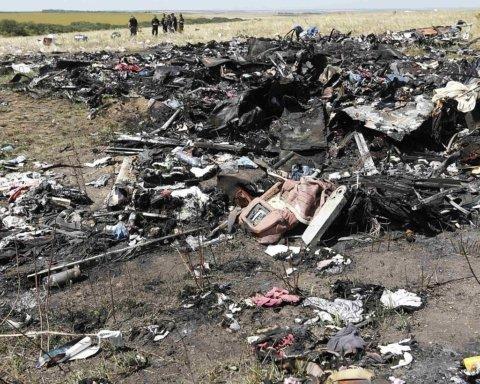 Катастрофа MH17: СБУ встановила більше 150 причетних до трагедії