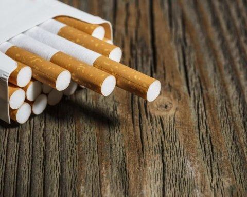 Цигарки коштуватимуть по 100 грн за пачку – Філіп Морріс