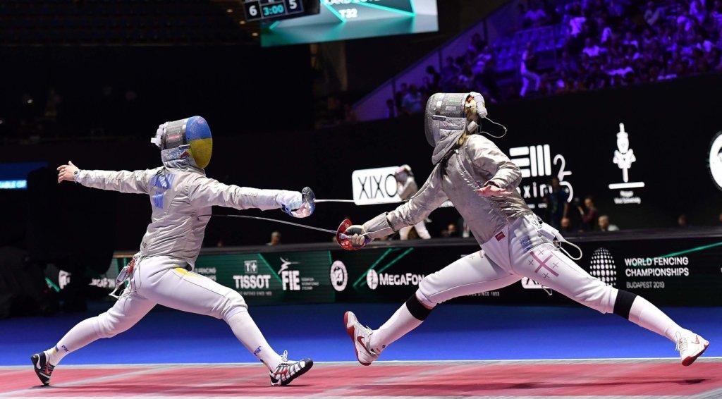 Українка Харлан стала чемпіонкою світу з фехтування