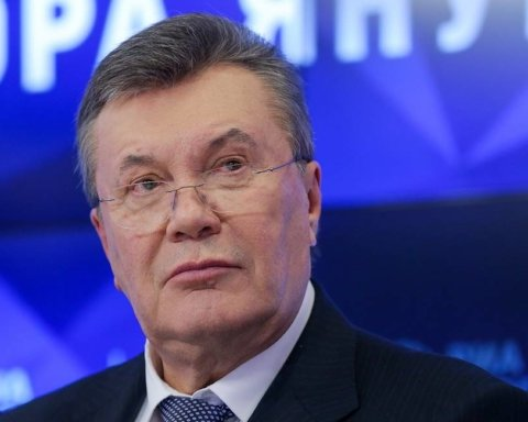 Суд ЄС раптово скасував санкції проти Януковича та його оточення