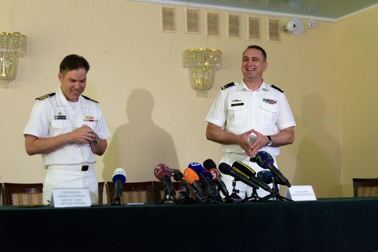 В Україні стартували чергові спільні з НАТО маневри Sea Breeze-2019