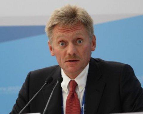 Пєсков зізнався, що на Донбасі воюють громадяни Росії
