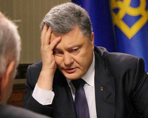 Коснулся дна. У Порошенко — самый большой антирейтинг среди политиков — КМИС