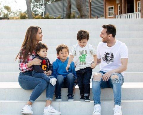 Месси и другие звездные футболисты вместе с семьями отдыхают в сказочном месте