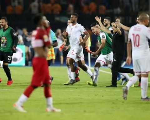 Определились пары полуфиналистов на Кубке Африканских Наций