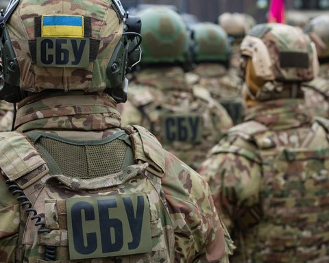 Под Киевом начались масштабные антитеррористические учения