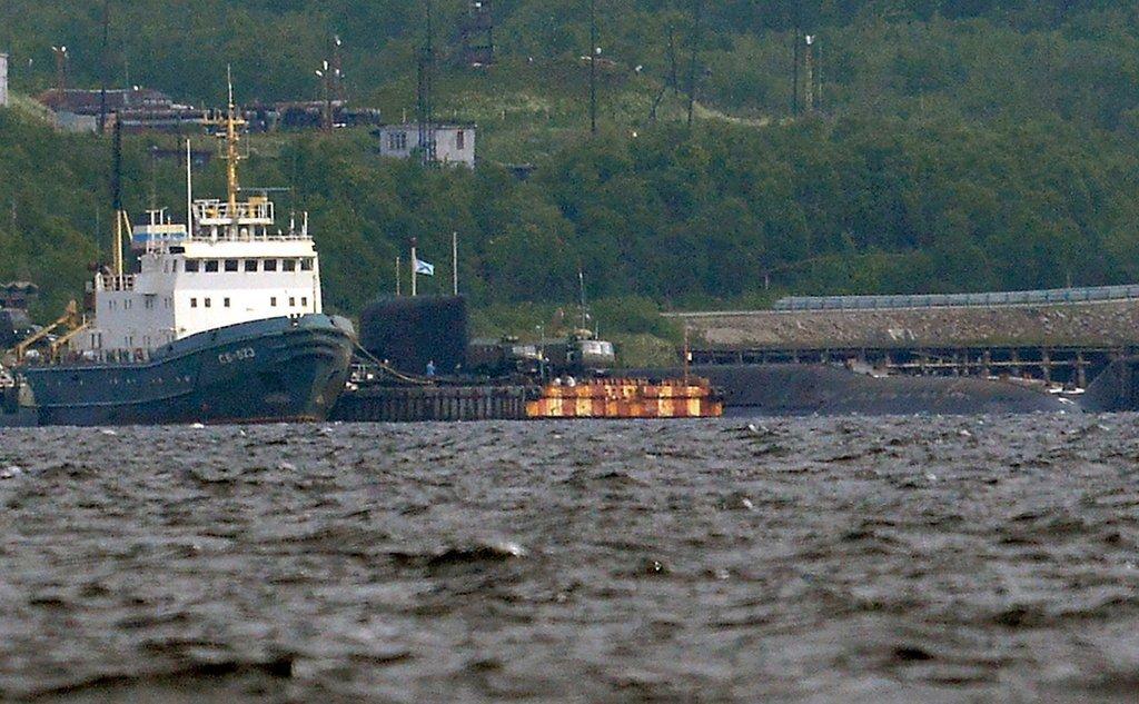 Смерть на «Лошарику»: озвучено причину масової загибелі моряків на російському підводному човні