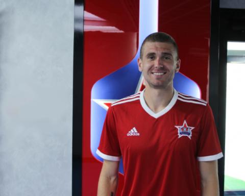 Український захисник перейшов у російську команду