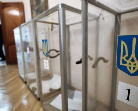 Опрацьовано 97,05% протоколів: положення політичних сил у парламенті