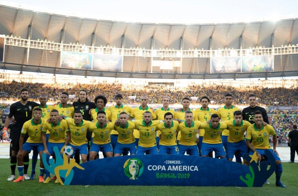Як Бразилія стала чемпіоном Копа Америка
