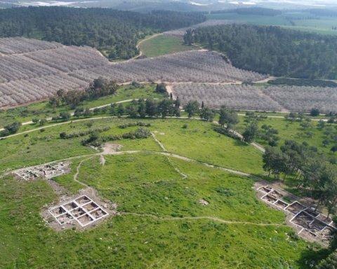 В Израиле нашли легендарный город, о котором говорится в Библии