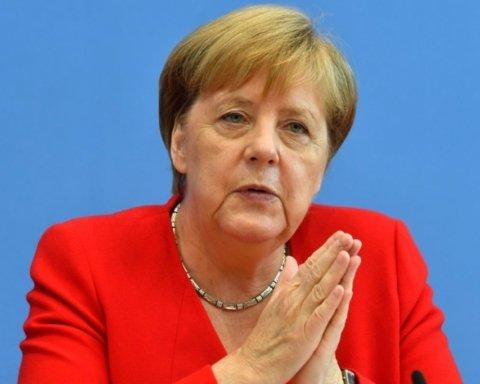 Меркель незадоволена зростанням впливу Кремля на Німеччину