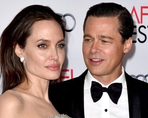 Джоли внезапно обратилась к Питту с неожиданной просьбой