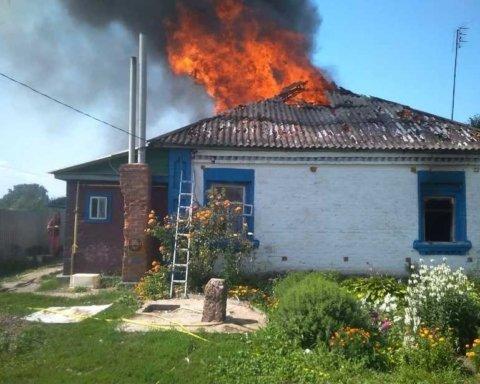 Зачинила двері: випливли жахливі подробиці загибелі дітей у пожежі біля Києва
