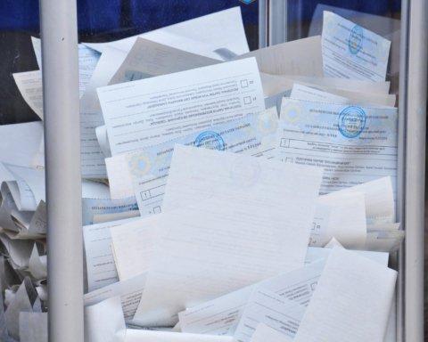 ЦВК не побачила трагедії у низькій активності виборців