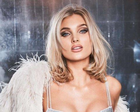 """Шведський """"ангел"""" Victoria's Secret показала себе у прозорому міні-топі"""