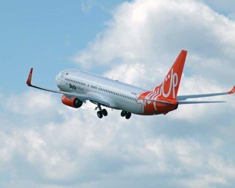 Скандальная авиакомпания SkyUp возобновила рейсы после массовых задержек
