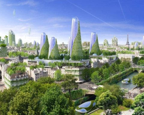 Місто майбутнього: у мережі з'явилися знімки дивовижних автобусних зупинок у Нідерландах