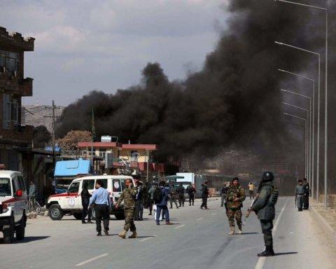 Мощный взрыв в столице Афганистана: десятки погибших