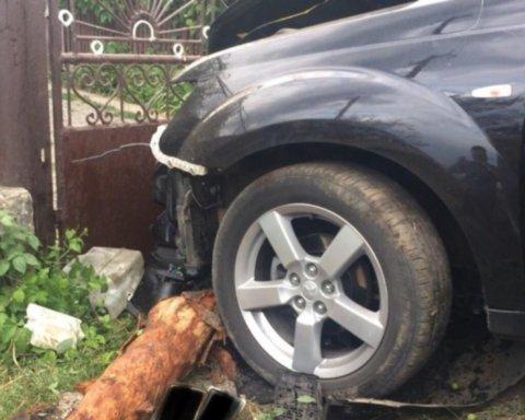 Ужасная трагедия: пьяный мужчина задавил девочку на Закарпатье