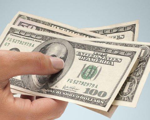 Уже ниже 25: наличный доллар побил очередной трехлетний рекорд