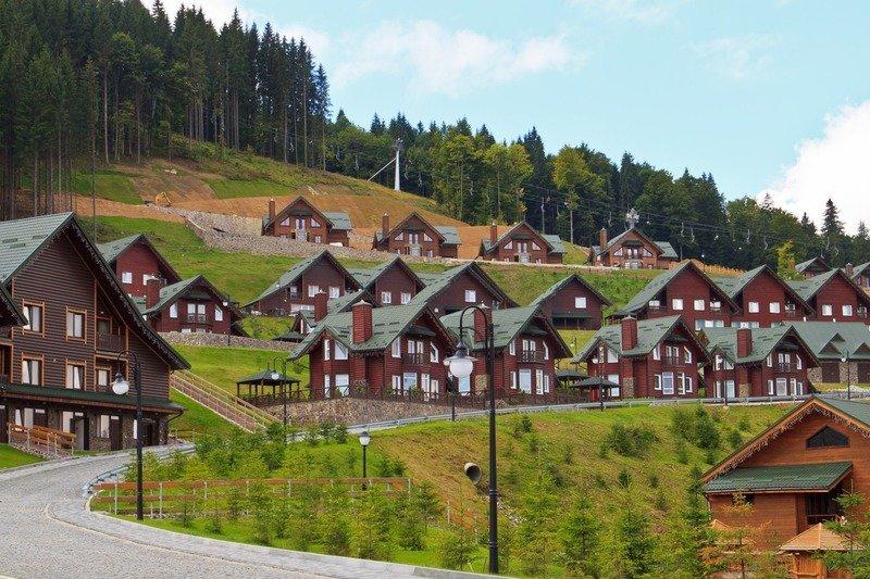 Готельний комплекс для відпочинку