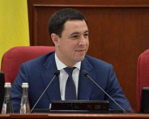 Секретарь Киевского горсовета подал в отставку, чтобы возглавить партию Порошенко