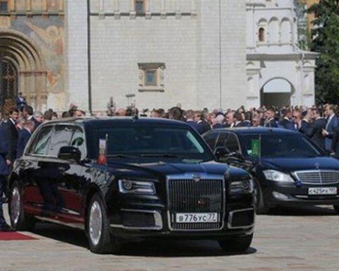 Девушка бросилась под колеса кортежа Путина: что известно