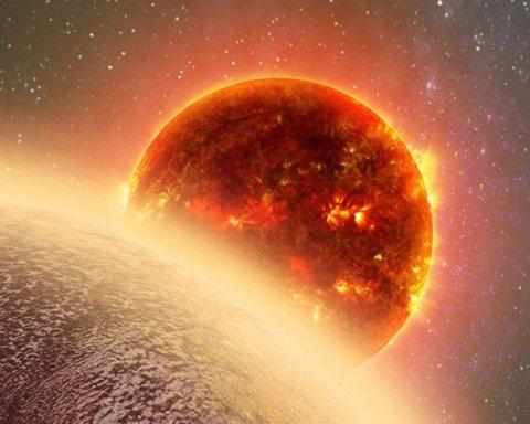 Вчені вперше змогли вивчити атмосферу «зникаючої» екзопланети