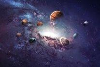 Астрономы нашли планету, где светит три Солнца