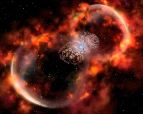 У космосі спалахнула яскрава зірка: Hubble надіслав на Землю приголомшливий знімок