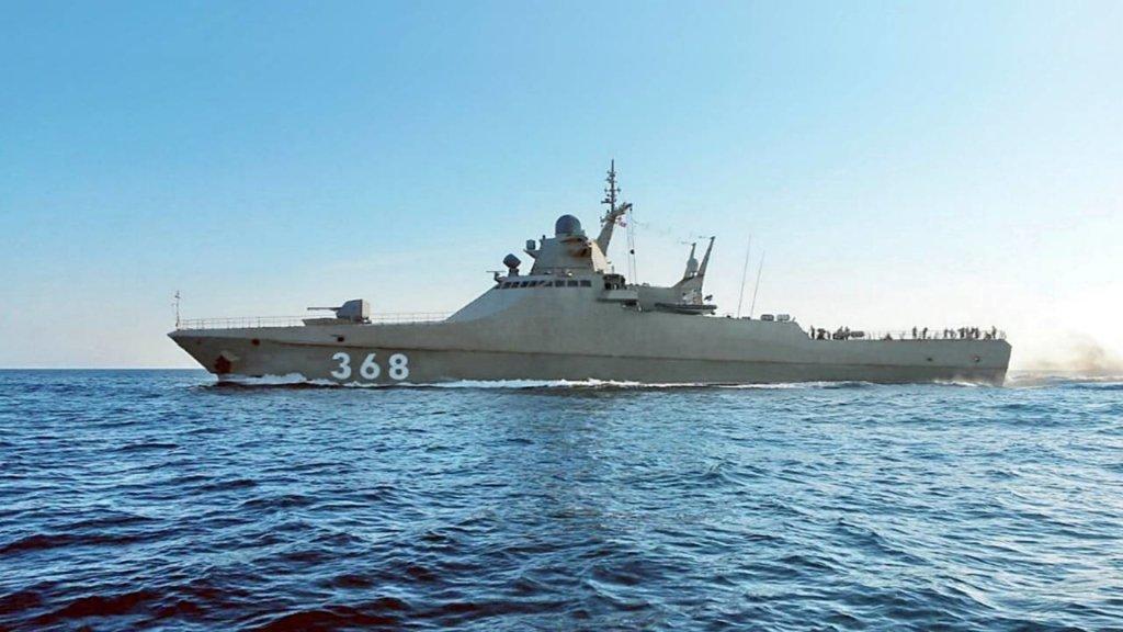 Українська розвідка порахувала кількість ворожих кораблів в Криму