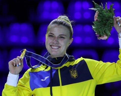 Українська фехтувальниця Харлан у фіналі чемпіонату світу перемогла росіянку
