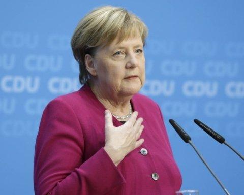 Втретє за місяць: Меркель знову трусило на офіційній зустрічі