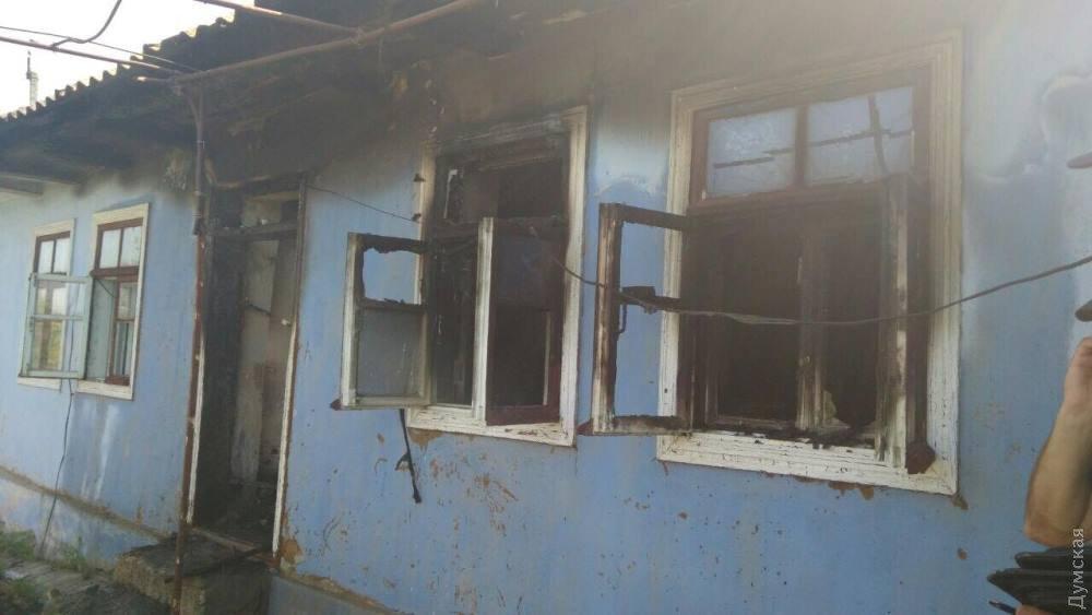 В огне погибли четыре маленькие девочки: возмутительные подробности трагедии в Одесской области