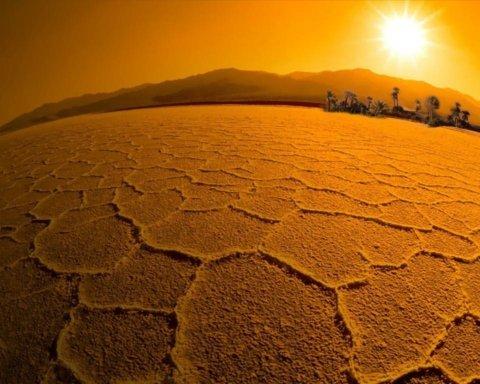 Аномальная жара в Европе угрожает ледникам Гренландии