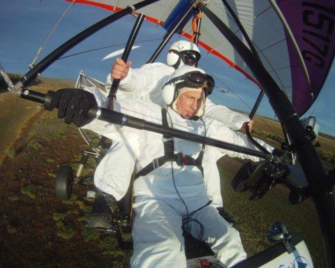 В России страшной смертью погиб пилот, научивший Путина летать