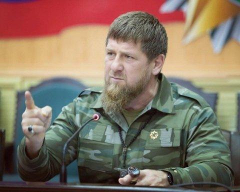 """Кадиров об'явив журналіста """"соромом грузинського народу"""" через слова про Путіна"""