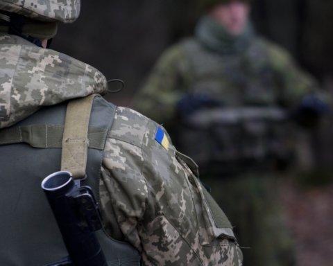 Ситуація в ООС: поранені двоє українських військових